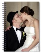 Jen And Matt 07 Spiral Notebook