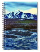 Jenny Creek Dawn Spiral Notebook