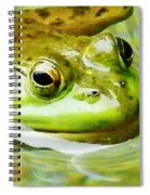 Jeremiah Spiral Notebook