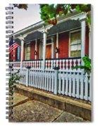 Jerry Arnold - Home Spiral Notebook