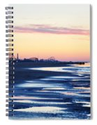 Jersey Shore Sunrise Spiral Notebook