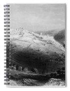 Jerusalem: Mount Zion Spiral Notebook