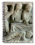 Jesus And Mary Magdalene Spiral Notebook