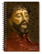 Jesus Christ San Xavier Del Bac Spiral Notebook