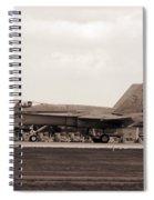 Jet Day At Oshkosh Airventure 2012. #01 Spiral Notebook