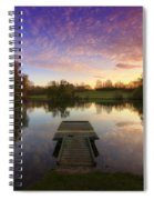 Jetty Sunrise 4.0 Spiral Notebook