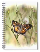 Jewel In The Marsh Spiral Notebook