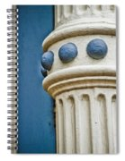 Jeweled Architecture 2 Spiral Notebook