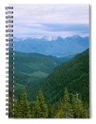 Jewell Basin- Mt Spiral Notebook