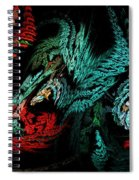 Jewels Of The Night Spiral Notebook