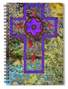 Jewish Messiah Spiral Notebook