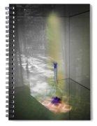 Jihn Spiral Notebook