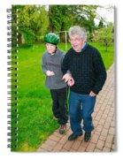 Jim Boyle Spiral Notebook