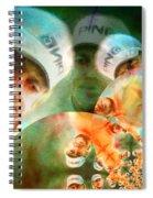 Jimenez Mania Spiral Notebook