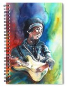 Jimi Hendrix 02 Spiral Notebook