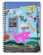 Jim's Steakout 6781 Spiral Notebook