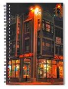 Jim's Steakout Spiral Notebook