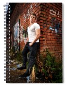Jl11 Spiral Notebook