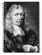 Johannes Hevelius, Polish Astronomer Spiral Notebook