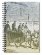 John Brown, American Abolitionist Spiral Notebook