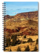 John Day Blue Basin Spiral Notebook