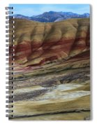 John Day Painted Hills Spiral Notebook