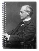 John Galsworthy Spiral Notebook