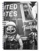 John Glenn, 1962 Spiral Notebook