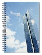 John Hancock Tower, Copley Square Spiral Notebook