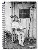 John L. Burns (1793-1872) Spiral Notebook