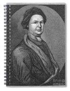 John Lovell (1710-1778) Spiral Notebook