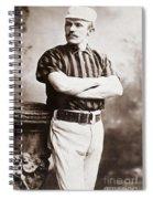 John M. Ward (1860-1925) Spiral Notebook