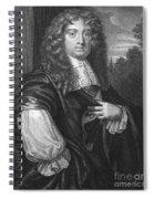 John Maitland (1616-1682) Spiral Notebook