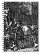 John Malcom (d. 1788) Spiral Notebook