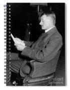John Masefield (1878-1967) Spiral Notebook