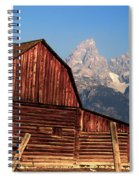 John Moulton Barn Spiral Notebook