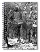 John Oldham (d. 1636) Spiral Notebook