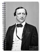 John Snyder Carlile Spiral Notebook