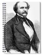 John Van Buren (1810-1866) Spiral Notebook