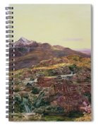 John William Inchbold Spiral Notebook