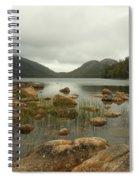Jordans Pond Spiral Notebook
