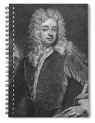 Joseph Addison (1672-1719) Spiral Notebook
