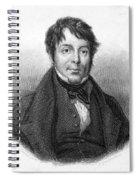 Joseph Grimaldi (1779-1837) Spiral Notebook