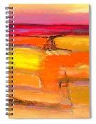 Journey One Spiral Notebook