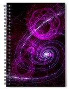 Journey Through The Time Spiral Notebook