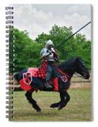 Joust 7516 Spiral Notebook