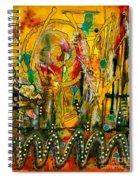 Jubilation II Spiral Notebook
