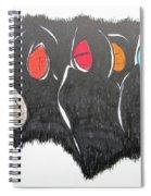 Judgement Day Spiral Notebook