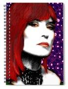 Judy Rose Spiral Notebook