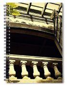 Juliet's Window Spiral Notebook